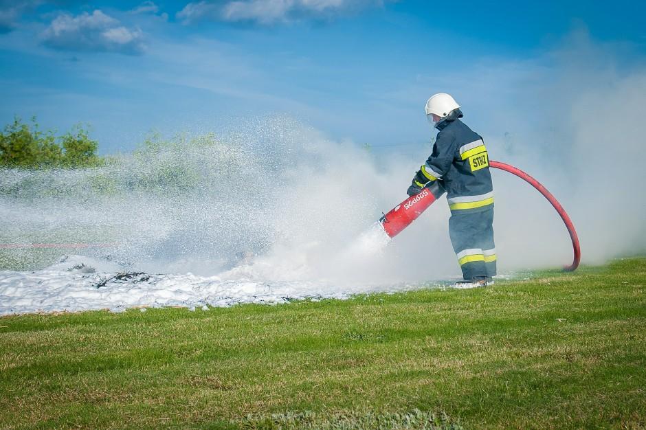 1,7 mld zł dla Państwowej Straży Pożarnej na nowe komendy, podwyżki i sprzęt