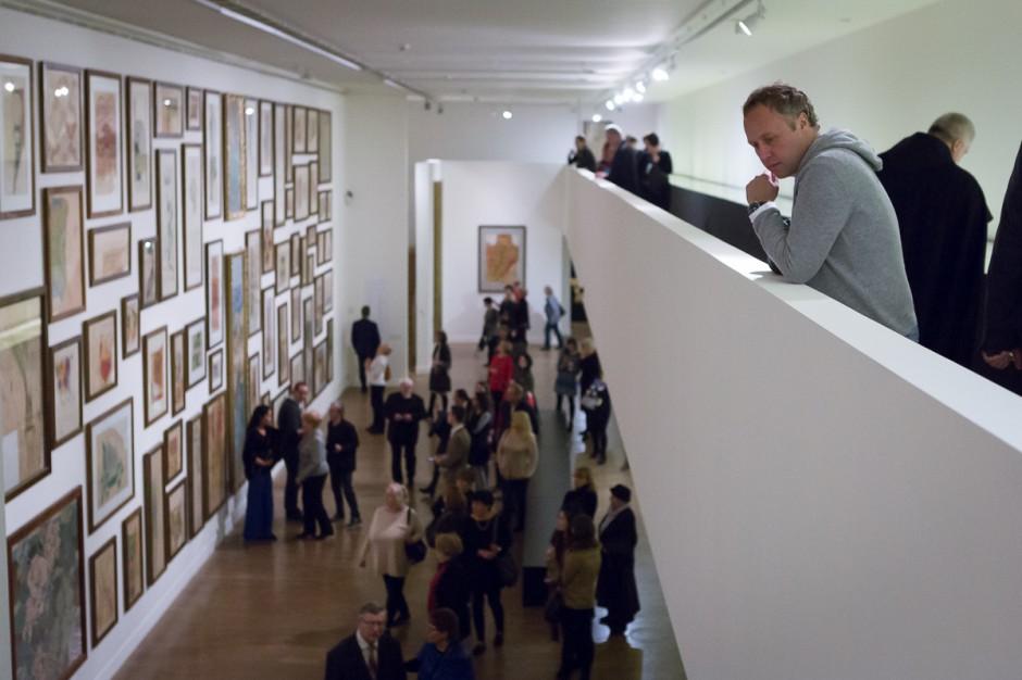 Wyspiański w Muzeum Narodowym w Krakowie bije rekordy popularności
