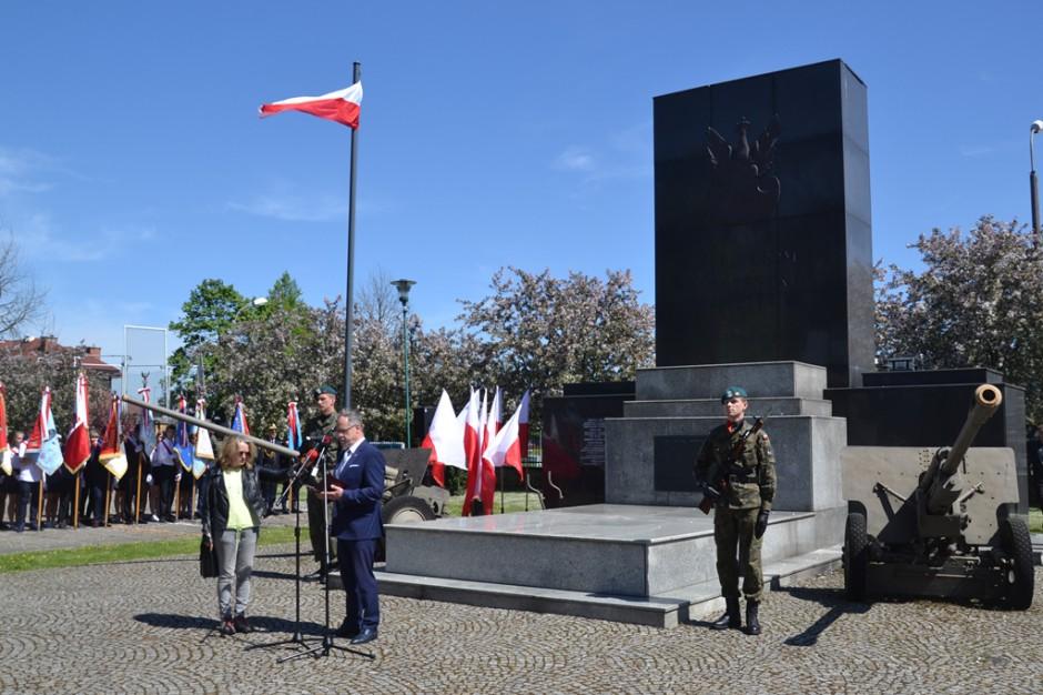 W Białymstoku i Suwałkach uczczono rocznicę zakończenia II wojny światowej w Europie