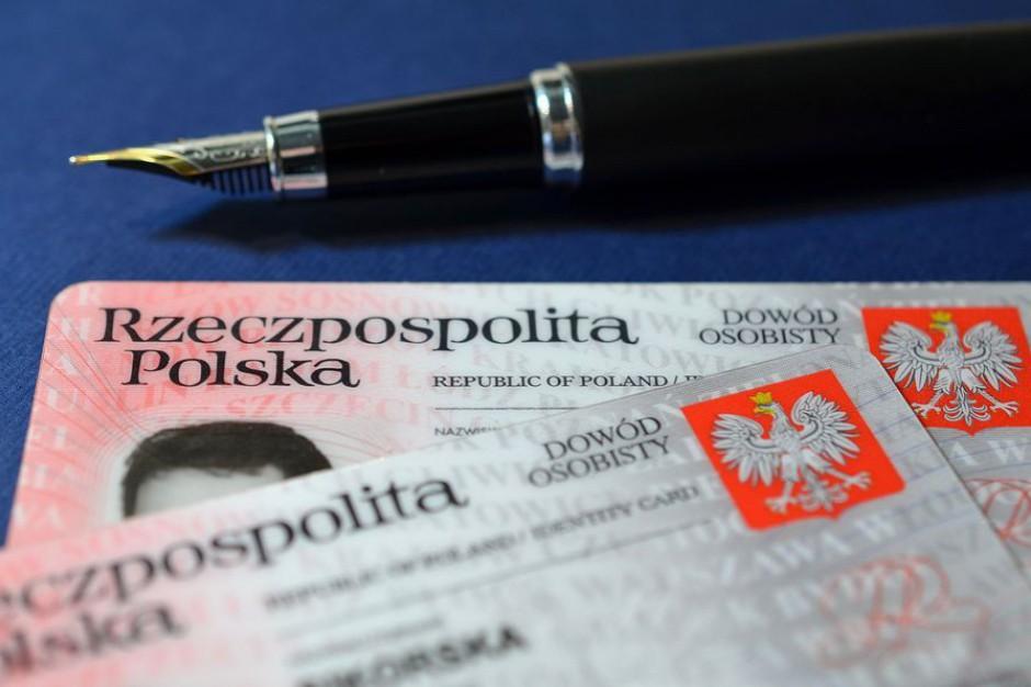 MSWiA: projekt ustawy o e-dowodach trafił do konsultacji międzyresortowych