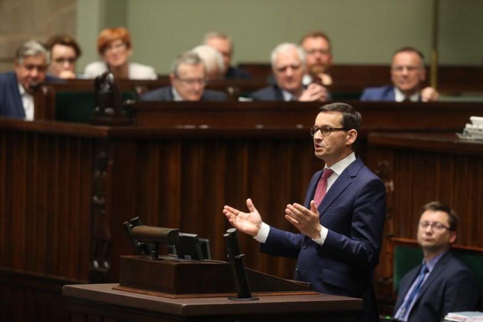 Wniosek o odwołanie ministra Piotra Glińskiego. Jak wspierana jest polska kultura?