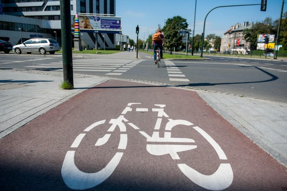 W Krakowie powstanie 60 km nowych ścieżek rowerowych