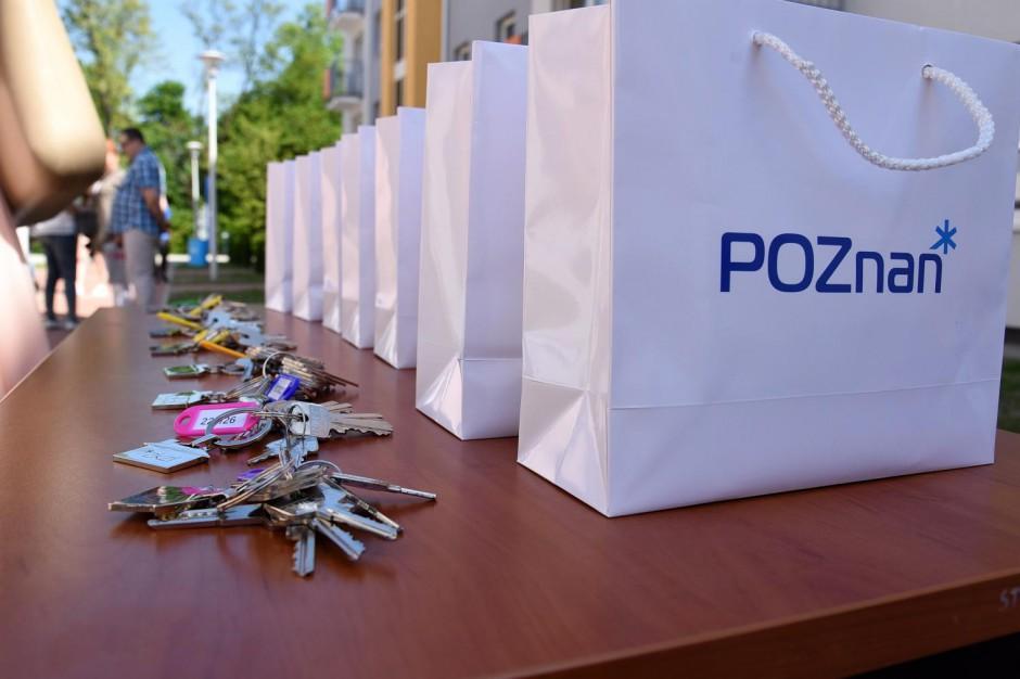 Poznań: władze miasta oddały do użytku niemal 100 nowych mieszkań komunalnych