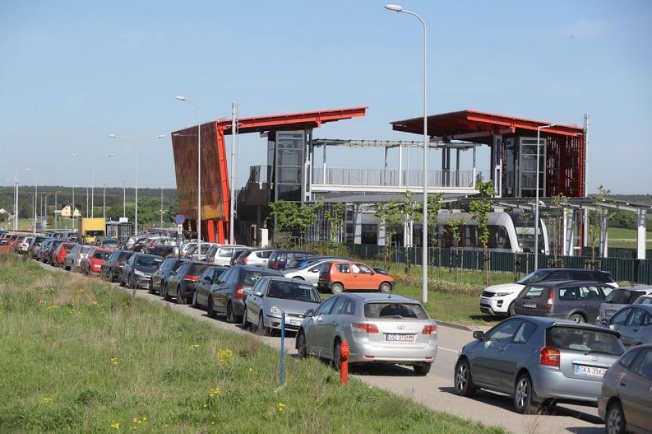 Gdańsk Rębiechowo: do końca roku ma powstać węzeł przesiadkowy