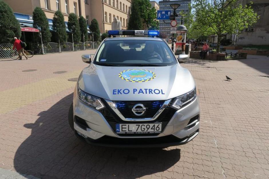 Nowe radiowozy dla Eko Patrolu Straży Miejskiej w Łodzi