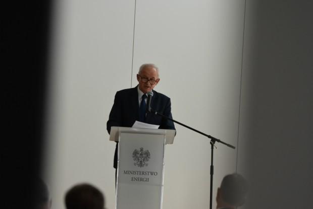 Minister energii Krzysztof Tchórzewski (fot.me.gov.pl)