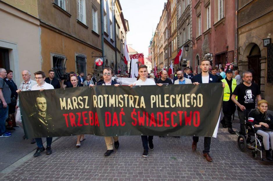 Marsz Rotmistrza: Warszawa upamiętni Witolda Pileckiego