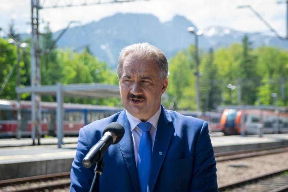 Burmistrz Zakopanego: będziemy apelowali do rządu o zmianę decyzji dotyczącej ferii