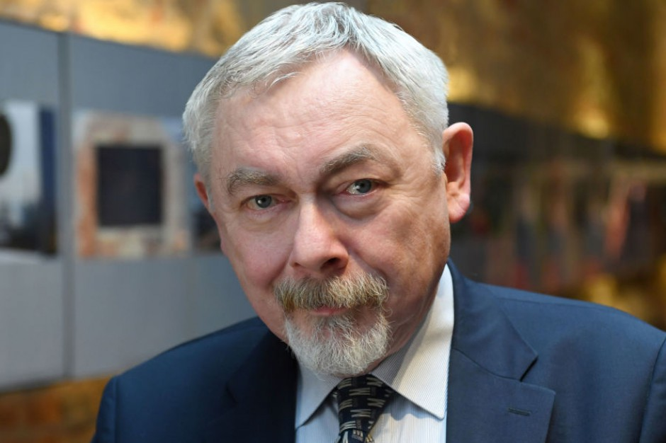 Jacek Majchrowski wystartuje w wyborach prezydenckich w Krakowie