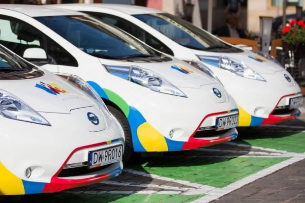 Miejska wypożyczalnia samochodów
