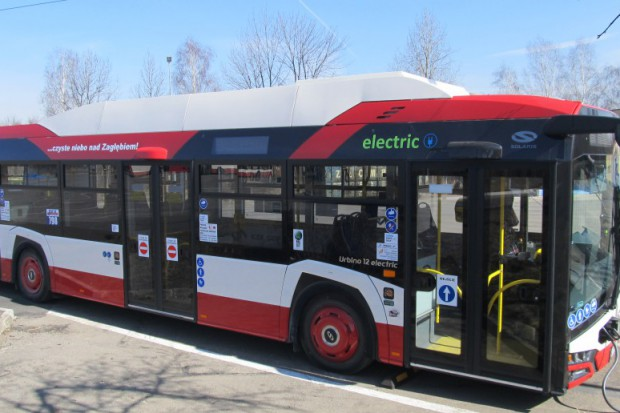Niskoemisyjne autobusy w Sosnowcu