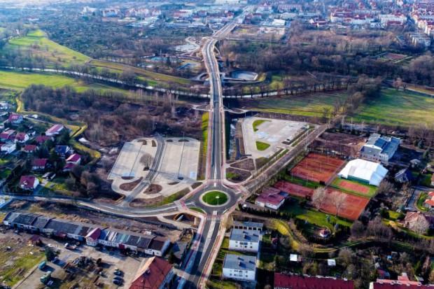 Budowa Zbiorczej Drogi Południowej w Legnicy