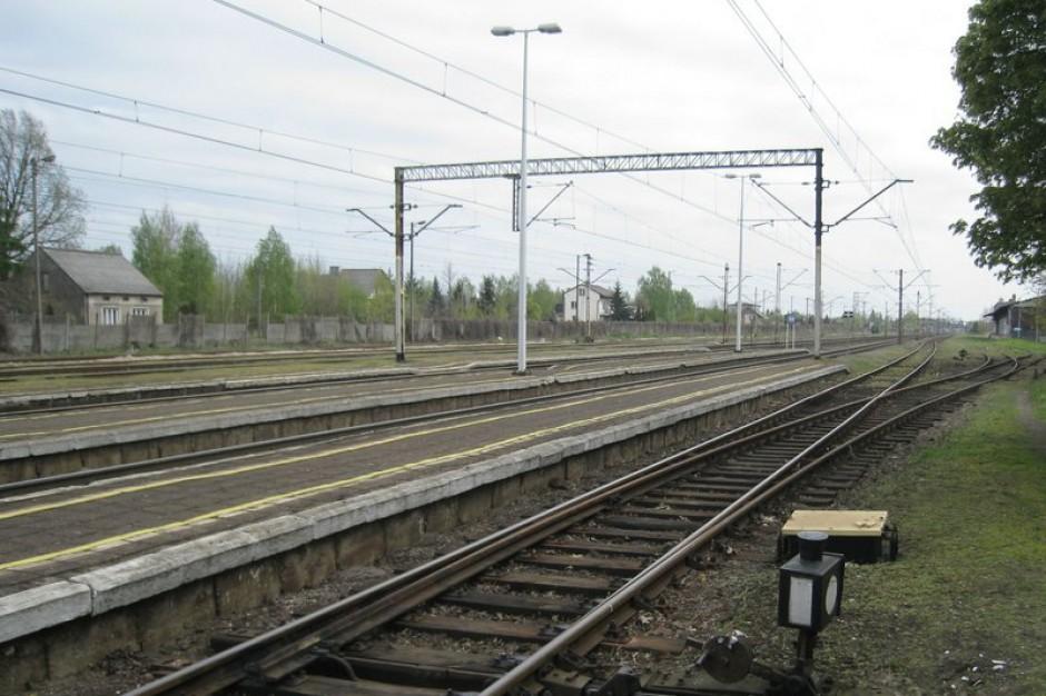 Ruszają prace na linii kolejowej Łódź Kaliska - Zduńska Wola. Będą utrudnienia