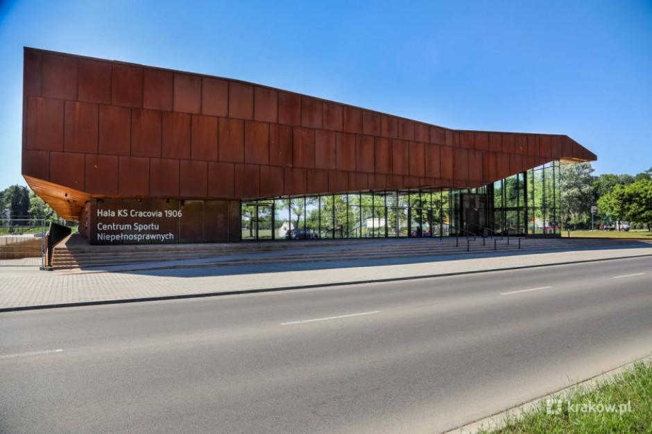 Otwarto nową halę Cracovii i oraz Centrum Sportu Osób Niepełnosprawnych