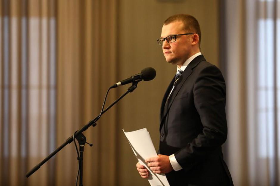Paweł Szefernaker w Ostrowicach. Przedstawi rozwiązanie problemów gminy?