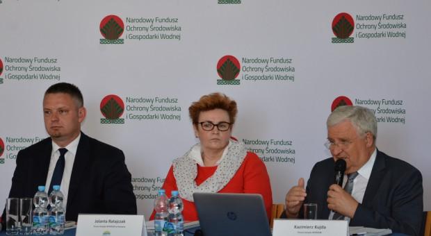 Konferencja prasowa w Poznaniu (fot. NFOŚiGW)