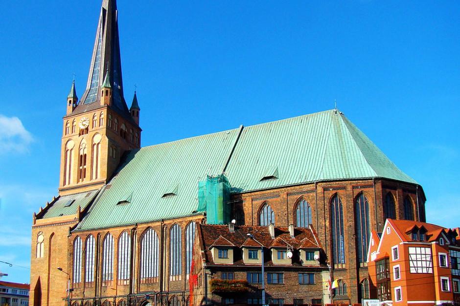 Miliony z UE na remont katedry św. Jakuba w Szczecinie