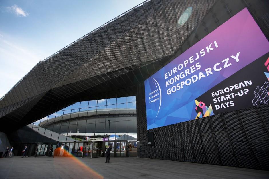 Sprawy samorządowe na Europejskim Kongresie Gospodarczym w Katowicach