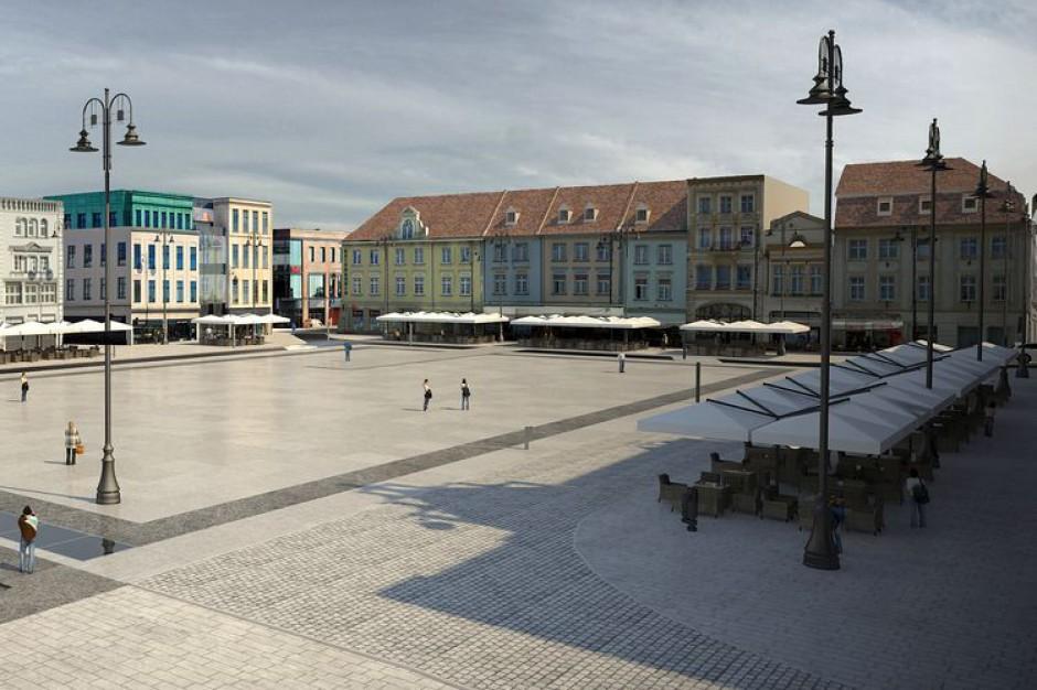 Bydgoszcz: Stary Rynek przejdzie rewitalizację