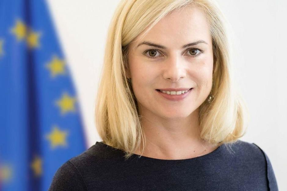 Joanna Schmidt: poważnie rozważam start w wyborach na prezydenta Poznania