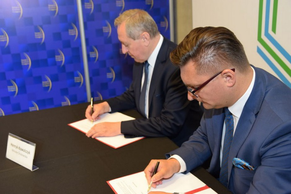 Ministerstwo Środowiska podpisało porozumienie z Katowicami ws. szczytu COP24