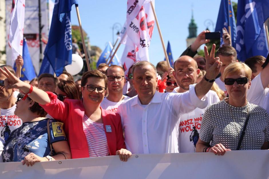 Katarzyna Lubnauer: Zarząd Nowoczesnej zajmował się sprawą wyborów samorządowych