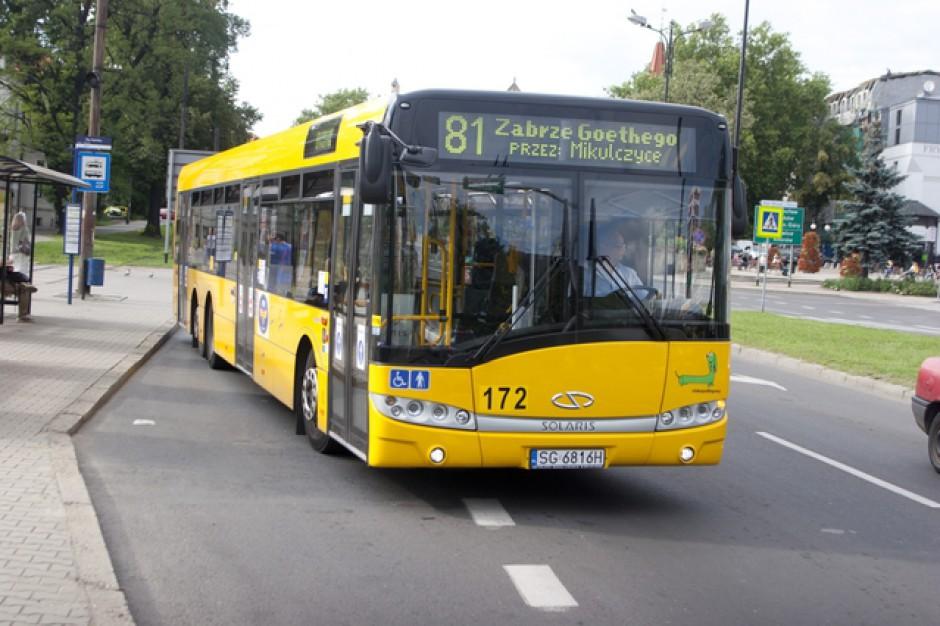 Kazimierz Karolczak: Oferta transportowa w metropolii na Śląsku jest słaba