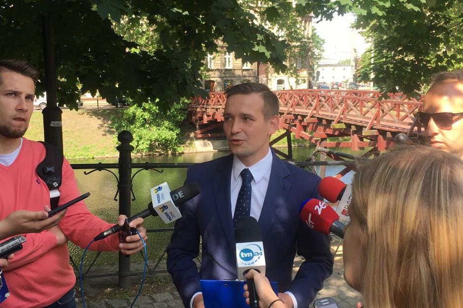 Nowoczesna: decyzja ws. kandydata na prezydenta Wrocławia do końca maja