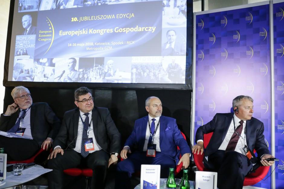 Krzysztof Tchórzewski: Chcemy by region mógł się rozwijać wewnątrz, a nie naokoło