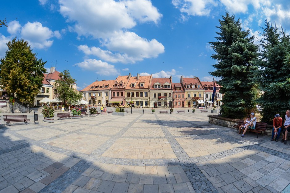 Marcin Marzec wspólnym kandydatem PO, PSL i Nowoczesnej na burmistrza Sandomierza