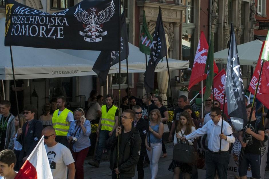 Młodzież Wszechpolska odwoła się do sądu od decyzji prezydenta Katowic