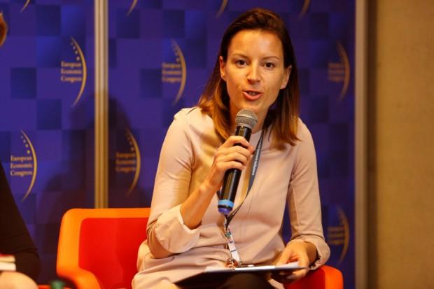 Joanna Popielawska — starszy analityk ds. europejskich, Polityka Insight (fot. ptwp)