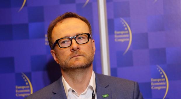 Jarosław Muczek — menedżer projektów, Działu Rozwoju Rynku, BASF Polska (fot. ptwp)