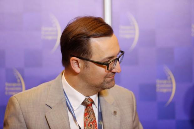 Sławomir Mazurek wiceminister Ministerstwo Środowiska (fot.ptwp)