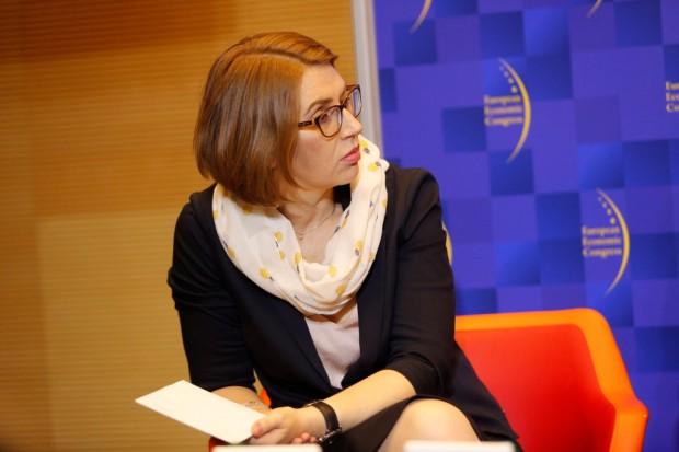 Julia Patorska — lider zespołu ds. analiz ekonomicznych, Deloitte (fot. ptwp)