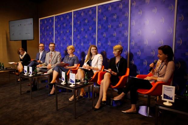 Panel Gospodarka o obiegu zamkniętym w UE (fot. ptwp)