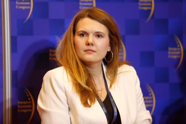 Paulina Brzezicka — Advisor, Innovation Finance Advisory, Europejski Bank Inwestycyjny (fot. ptwp)