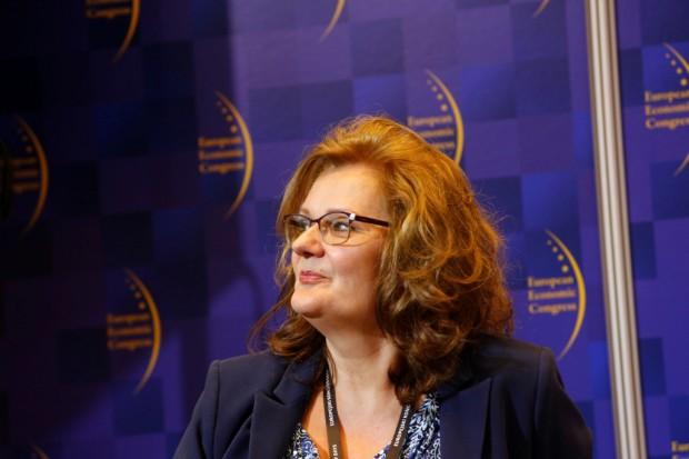 Danuta Kamińska, Górnośląsko-Zagłębiowska Metropolia - wiceprzewodnicząca zarządu (fot. PTWP)