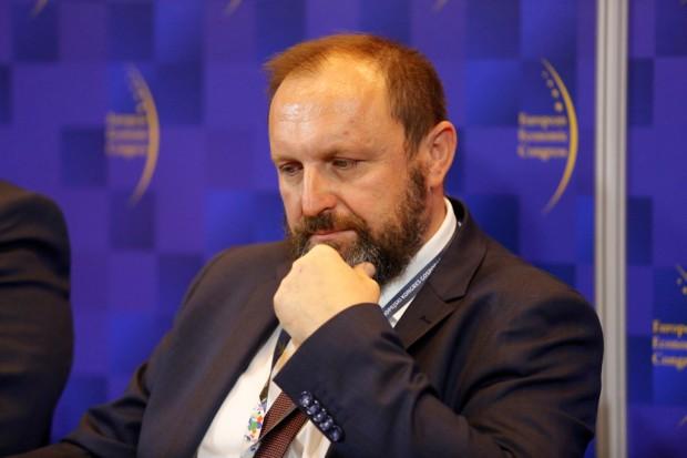 Krzysztof Mączkowski skarbnik Urząd Miasta Łodzi(fot.ptwp)