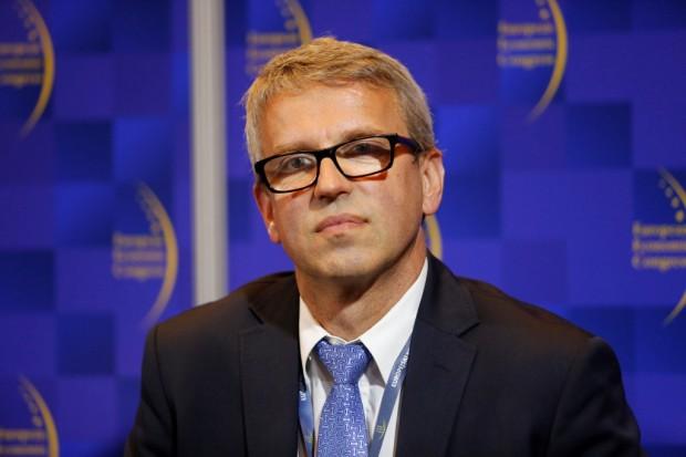 Wojciech Ostrowski, Urząd Miasta Płocka - skarbnik Płocka (fot. ptwp)