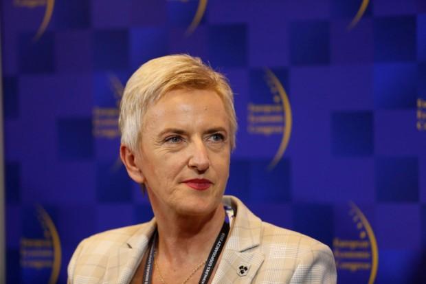 Sabina Nowosielska, prezydent Kędzierzyna Koźla (fot. ptwp)