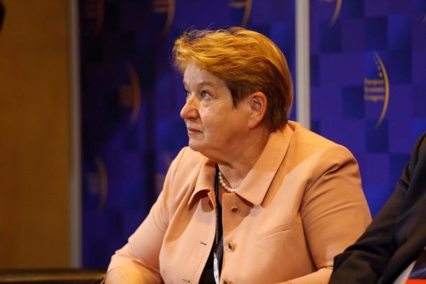 Janina Bronikowska-Radosz, skarbnik Dąbrowy Górniczej (fot. ptwp)