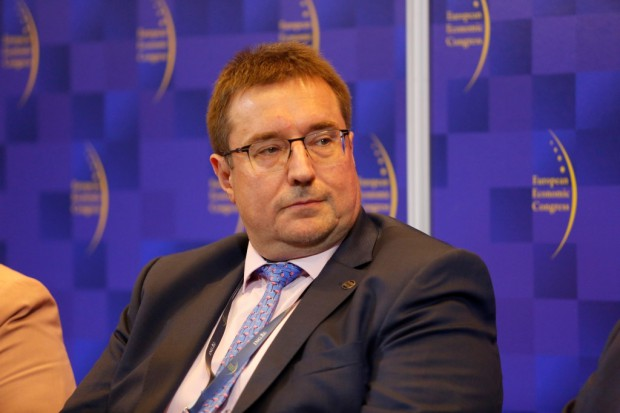 Rafał Kiliński, Towarzystwo Ubezpieczeń Wzajemnych Polski Zakład Ubezpieczeń Wzajemnych - prezes zarządu (fot. ptwp)