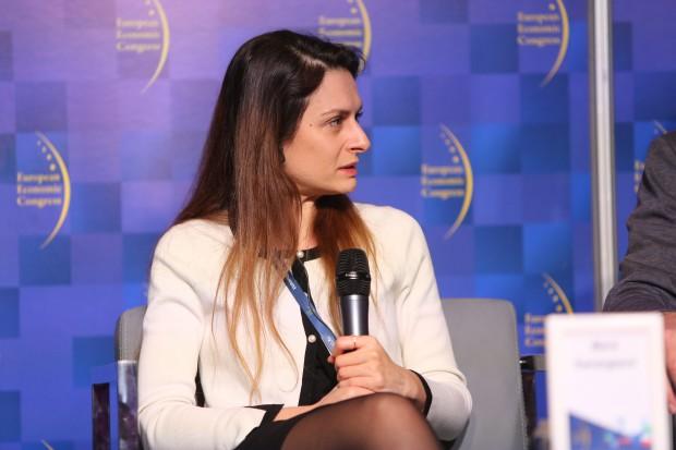 Maria Kamargianni uważa, że młodsze pokolenie nie czuje tak wielkiej potrzeby posiadania samochodu. Potrzebuje jednak sprawnych usług transportowych (Fot. PTWP)