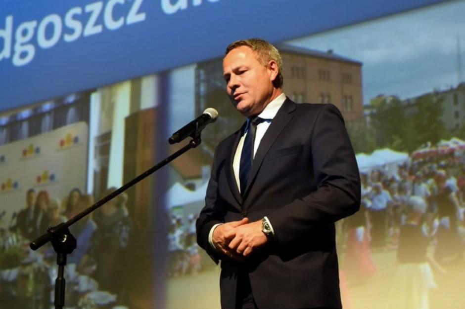 Wybory samorządowe: Rafał Bruski kandydatem PO i Nowoczesnej na prezydenta Bydgoszczy
