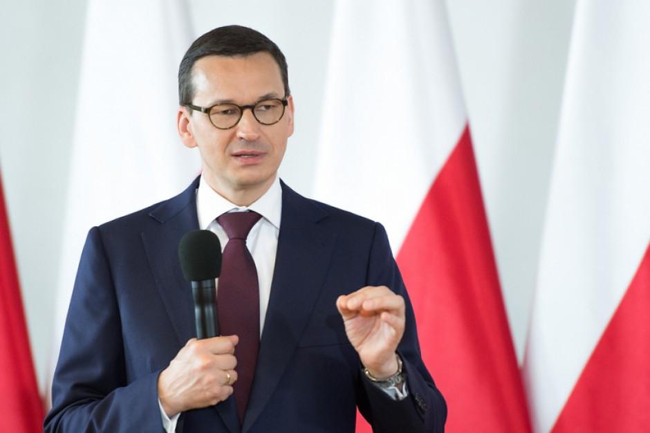 Poznań, premier: Oczekuję zdecydowanych działań wobec stadionowych chuliganów