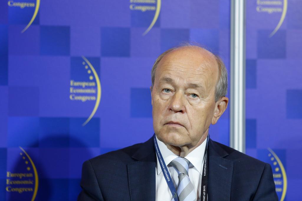 Andrzej Kowalczyk, rektor Uniwersytetu Śląskiego w Katowicach (fot. PTWP)