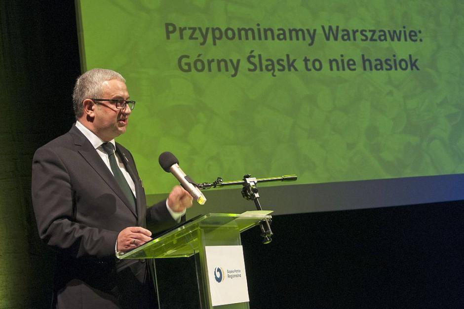 RAŚ znika z Sejmiku Śląskiego. Zastąpi go Śląska Partia Regionalna