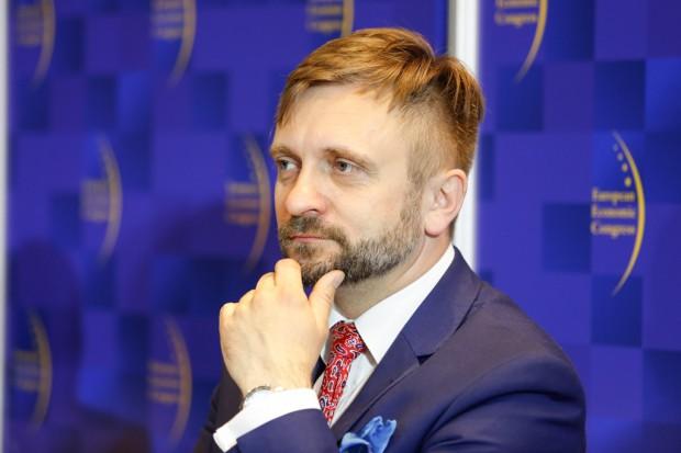 Robert Perkowski burmistrz Ząbek i przewodniczący Związku Samorządów Polskich (fot.ptwp)