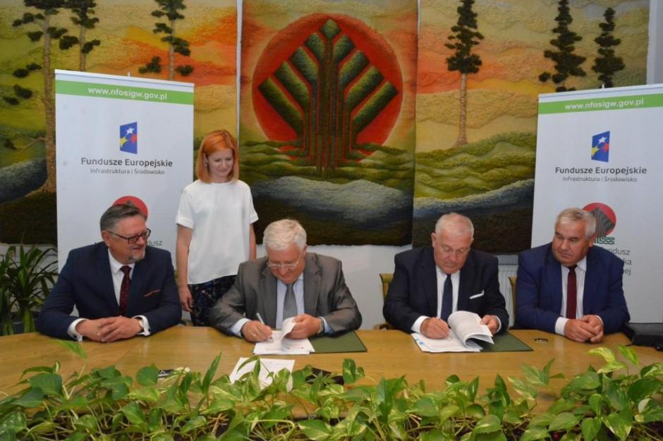 Ponad 121 mln zł unijnej dotacji przekaże NFOŚiGW na inwestycje wodno-kanalizacyjne w ośmiu miastach
